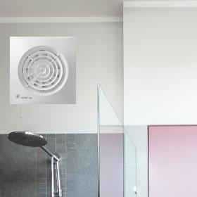 Ventilatiesysteem Of Ventilator In De Badkamer Oplossingen