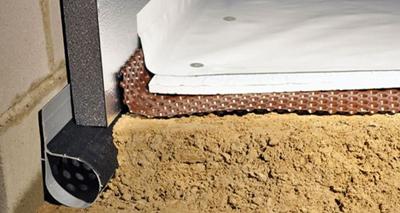 De vloer van je kelder waterdicht maken